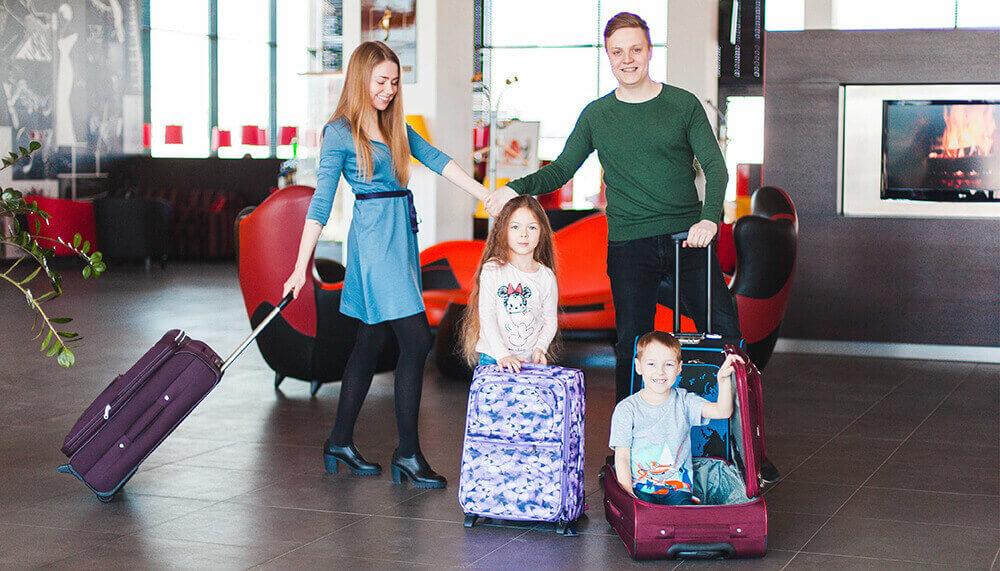 5 правил выбора чемодана для путешествий