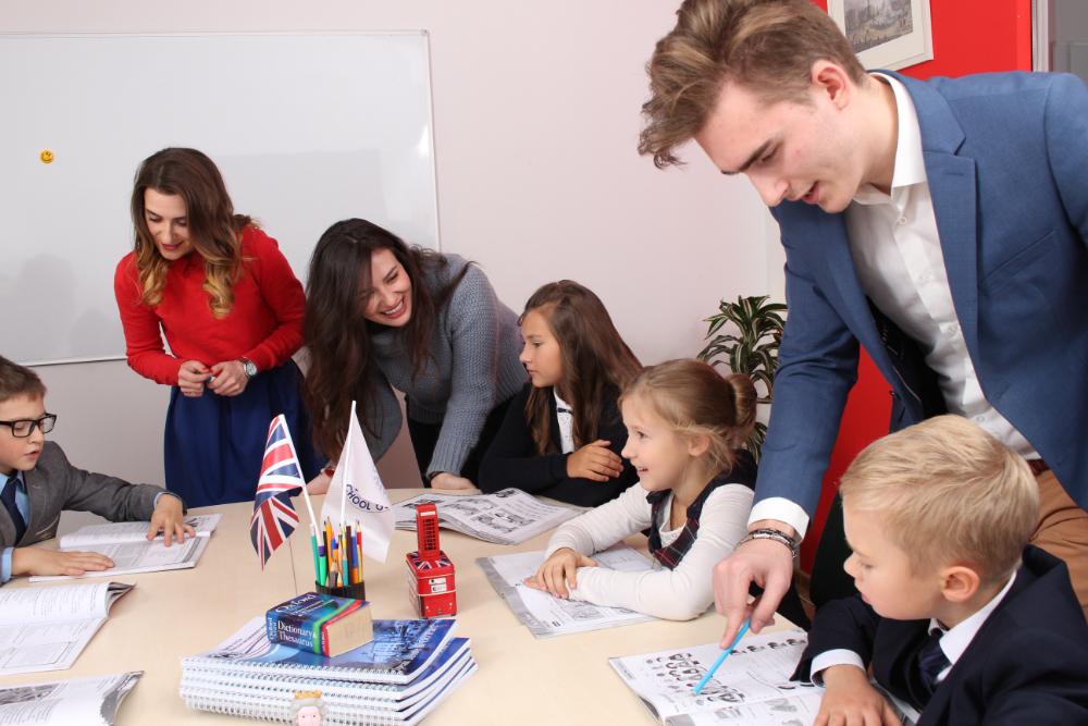школа английского языка в Королеве