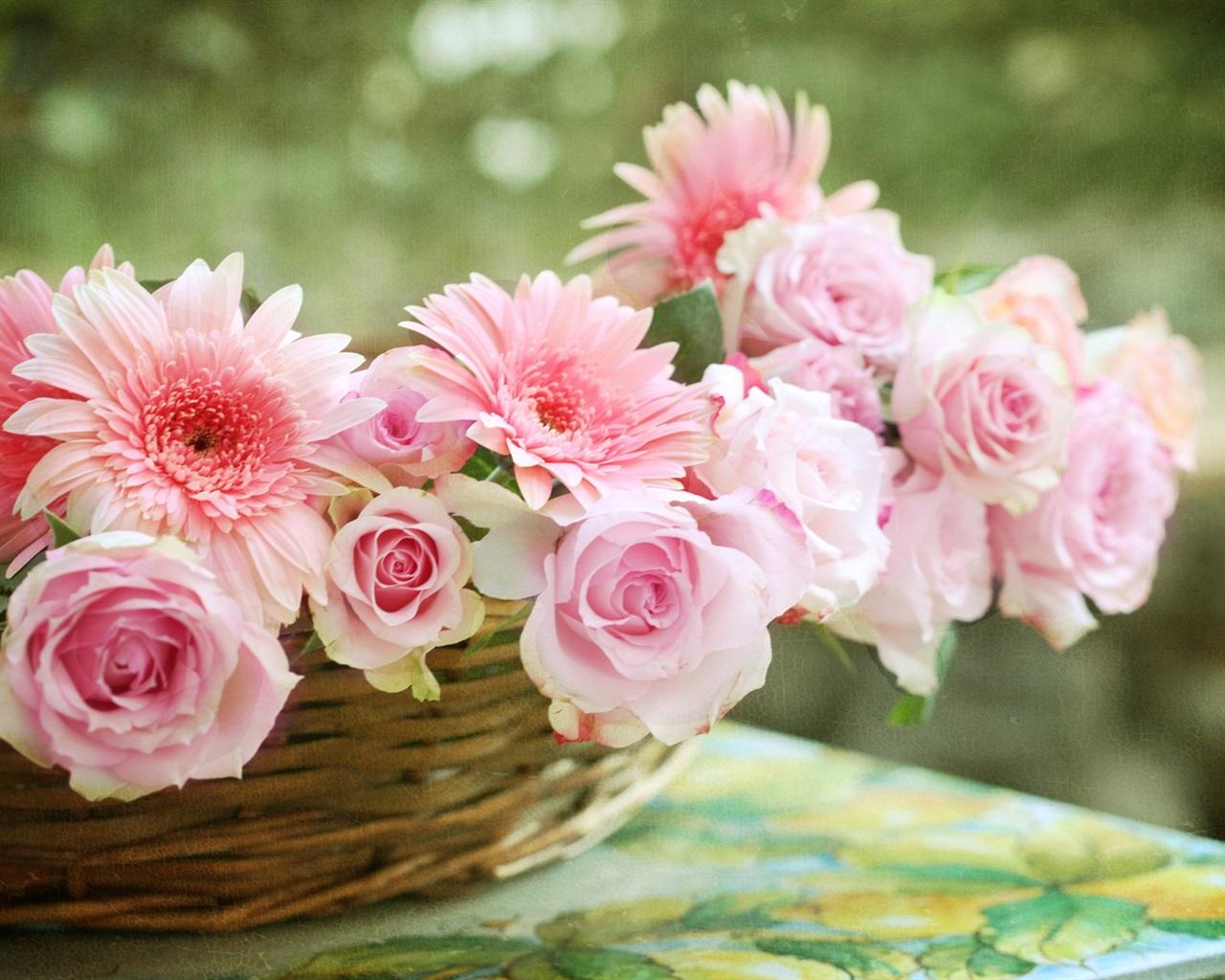 Днем Рождения цветы