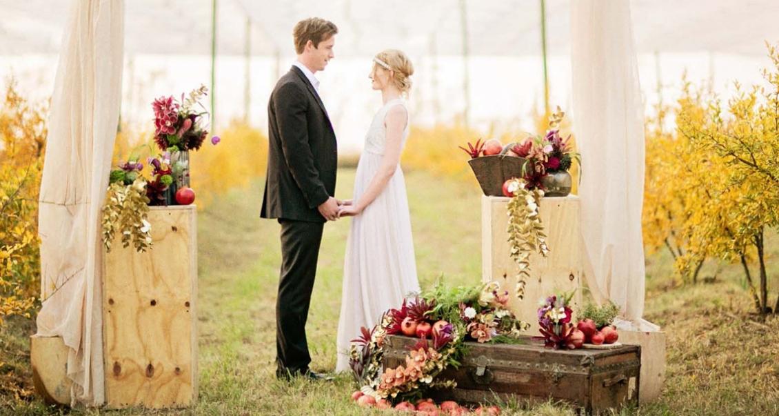 Что такое тематическая свадьба и как ее организовать