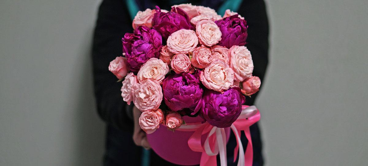 Многообещающая доставка цветов в нужное место и время по всей стране
