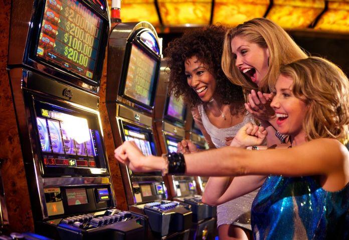 Лучшие игровые автоматы в казино Вулкан