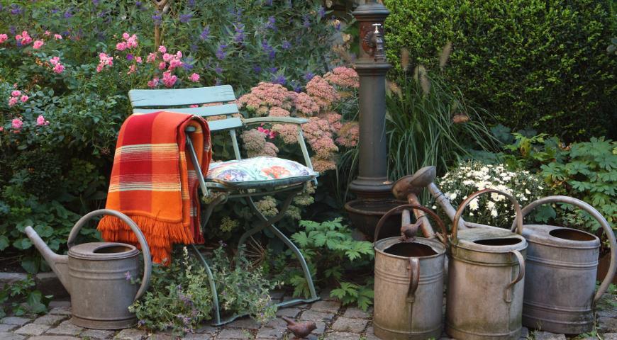 10 простых способов облегчить работу в саду