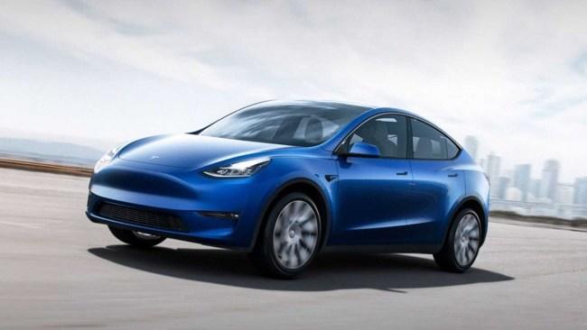 Model Y от Tesla – новый подход к концепции SUV. Tesla Model Y