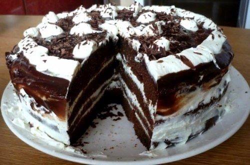 Подборка 9 Самых ВКУСНЕЙШИХ Тортов. Все торты готовятся быстро и легко