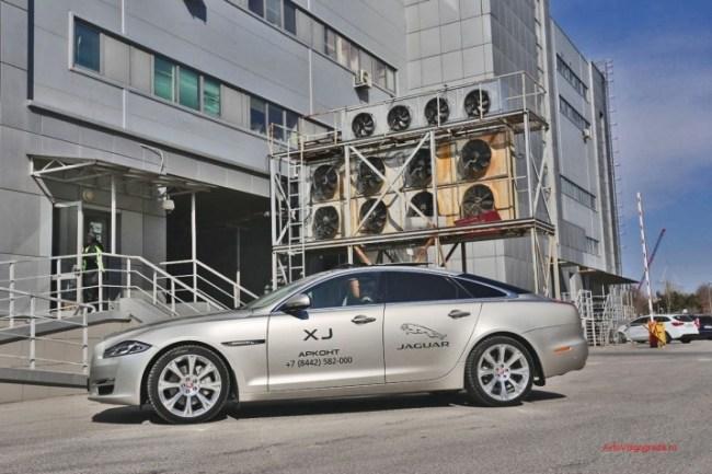 33971 Представительская машина времени. Jaguar XJ. Jaguar XJ
