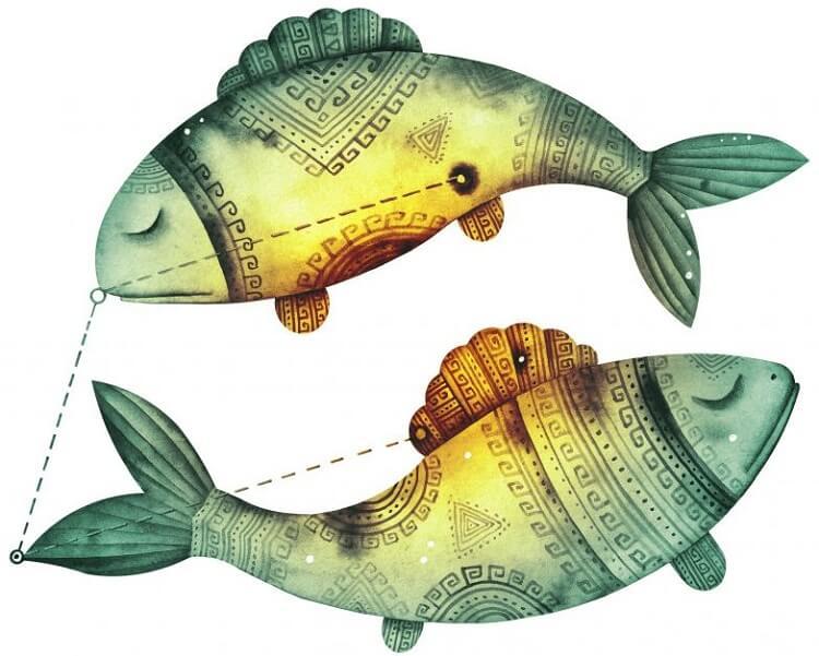34016 Рыбы — самый сложный знак зодиака, но такие любимые