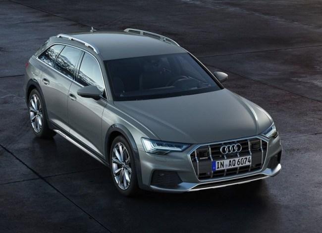 35597 Audi A6 Allroad: Мощный кросс-универсал. Audi A6 allroad quattro