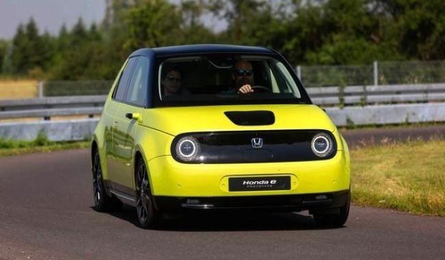36162 Электрический Honda e: стремление к идеальному сити-кару. Honda E