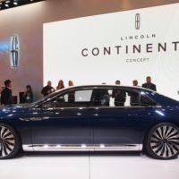 36808 Родословная обязывает: Lincoln Continental. Lincoln Continental