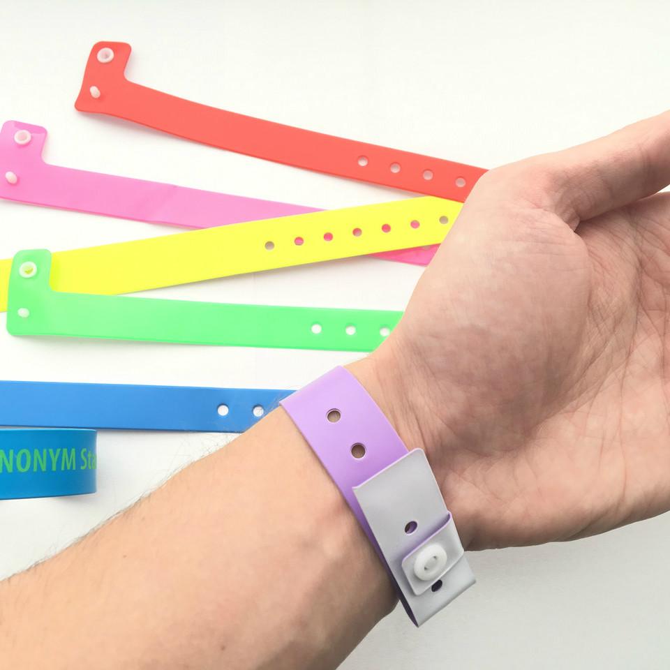 36019 Виниловые контрольные браслеты – преимущества и направления использования