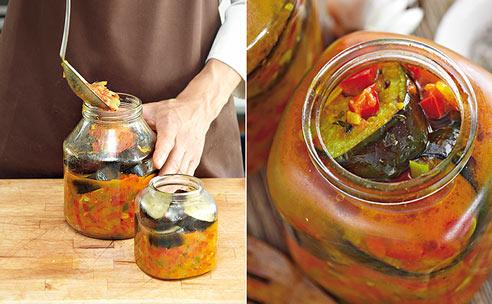 Консервируем баклажаны: солим, делаем соте и варим варенье