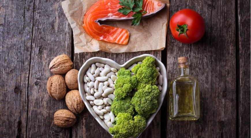 Продукты для здоровья сердца и контроля холестерина