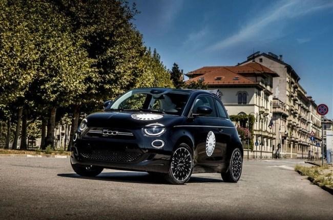 37395 Электро в стиле ретро. Fiat 500e Cabrio. Fiat 500e Cabrio