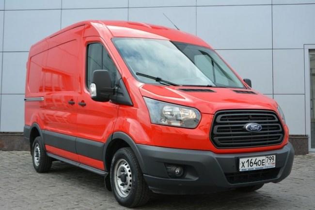 37940 Ford Transit: реальный фургон. Ford Transit
