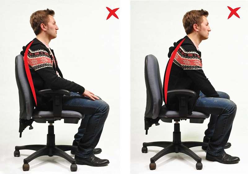 37682 Идем в офис: что нужно делать, чтобы не болели спина и голова