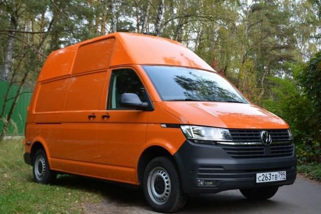 37904 Кубический «апельсин»: обновленный Volkswagen Transporter 6.1. Volkswagen Transporter Kasten