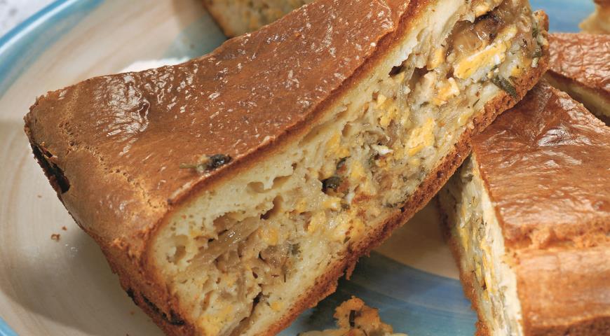 37725 Рецепты из капусты: пирог, бигос, голубцы и другие популярные блюда