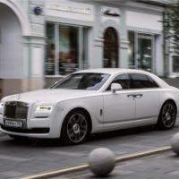 37176 Rolls-Royce Ghost - Антидепрессант. Rolls-Royce Ghost
