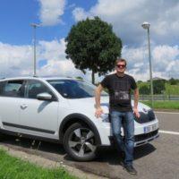 36871 Skoda Octavia Scout – автомобиль для путешествий. Skoda Octavia A7 Scout