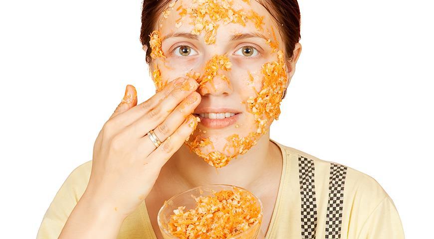 Домашняя косметика: 18 лучших рецептов масок из моркови для вашей красоты