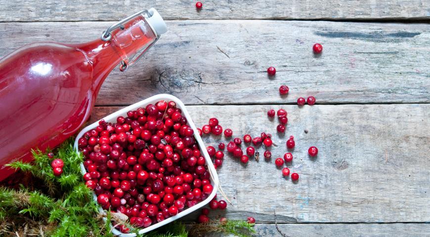 Рецепты из рябины, калины, клюквы, облепихи и других осенних ягод