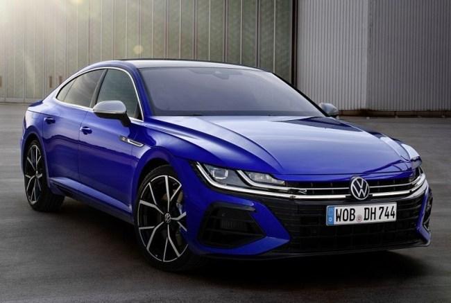 38332 Что из себя представляет новый Volkswagen Arteon. Volkswagen Arteon