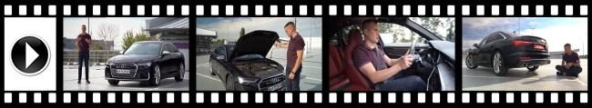 Audi S6: мягкий дизельный спорт. Audi S6 (C8/4K)