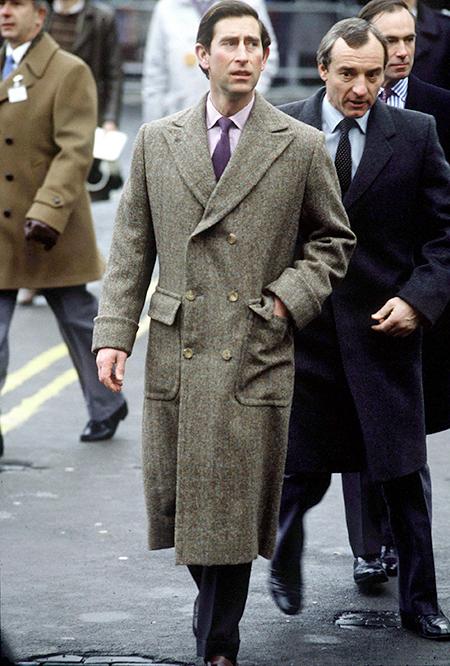 Принц Чарльз снялся для британского Vogue и поделился модными советами
