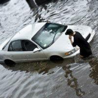 40161 Машина в воде толкование сонника