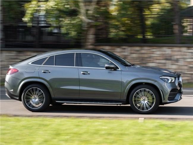 Mercedes-Benz GLE Coupe – Многогранная обманчивость. Mercedes GLE-Class Coupe (C167)