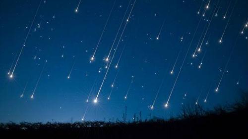 Метеоритный дождь толкование сонника