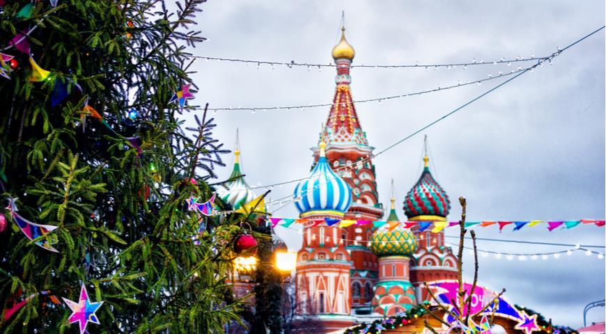 40445 Новому году быть: выбрана главная новогодняя елка страны