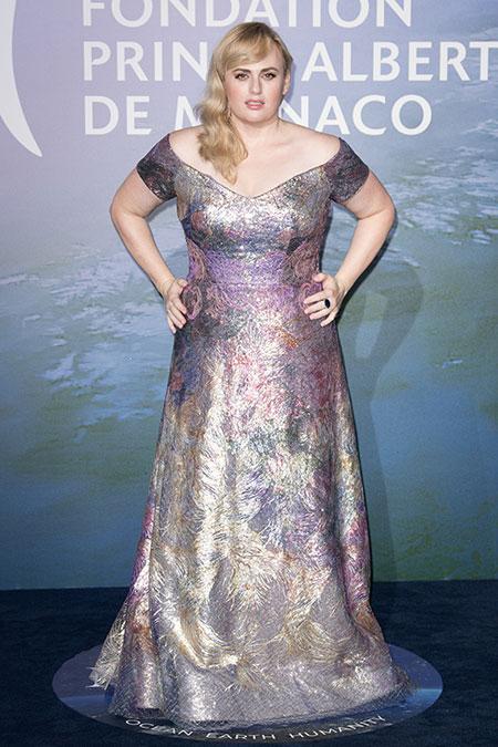 Ребел Уилсон рассказала, как ей удалось похудеть на 20 килограммов