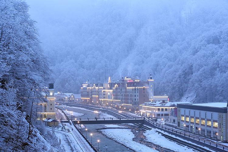 Новый год для тех, кто не боится строить планы: где провести зимние каникулы