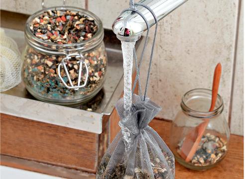 Ароматные чаи, скрабы и бомбочки своими руками для ванной и бани
