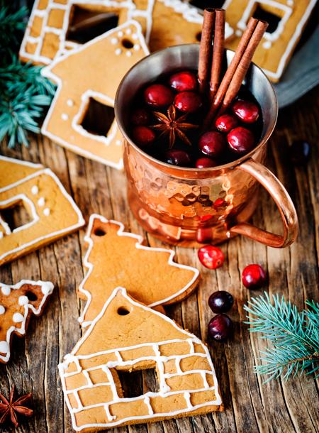 Новогодний стол в стиле ЗОЖ: 3 рецепта полезных праздничных блюд