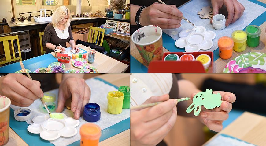 41380 Идеи для новогодних каникул с детьми: мастер-класс по изготовлению броши