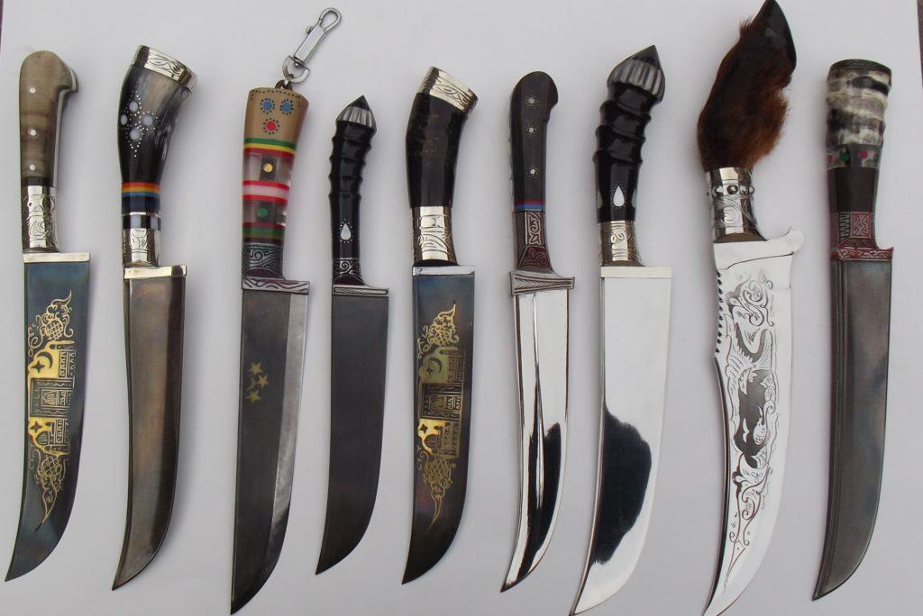 41598 Магазин узбекских ножей пчак