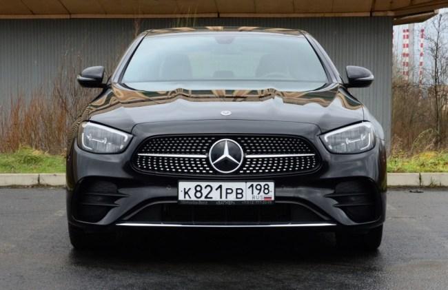 41123 Пыль в глаза: на чем сэкономили в Mercedes-Benz E-Class. Mercedes E-Class (W213)