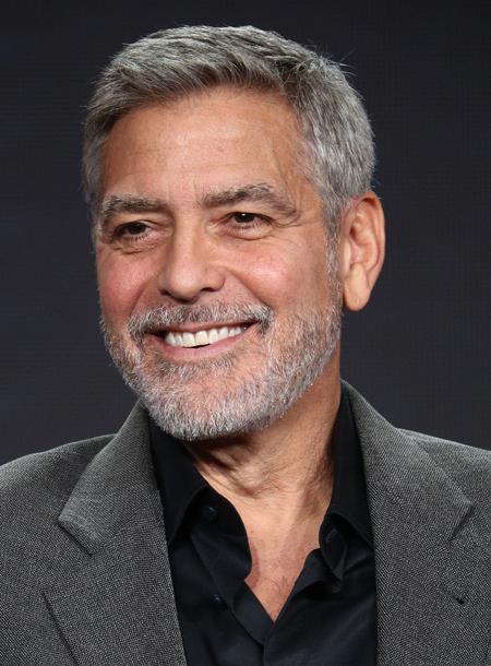 41300 Стоит ли идти по стопам Джорджа Клуни: чем может обернуться самостоятельная стрижка волос