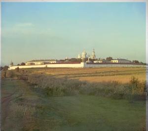 Женский Феодоровский монастырь в Переславле-Залесском