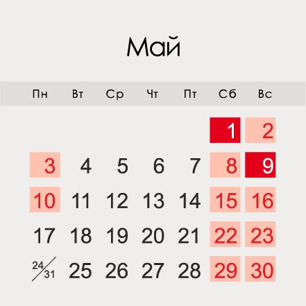 42436 Гороскоп на неделю с 3 по 9 мая 2021 года