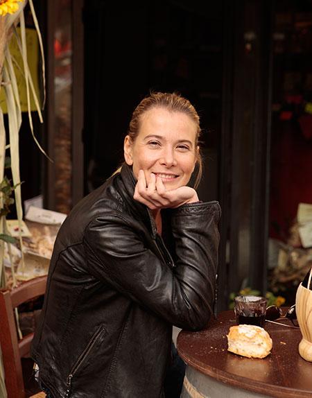 Юлия Высоцкая о новых проектах, секретах красоты и любимом рецепте