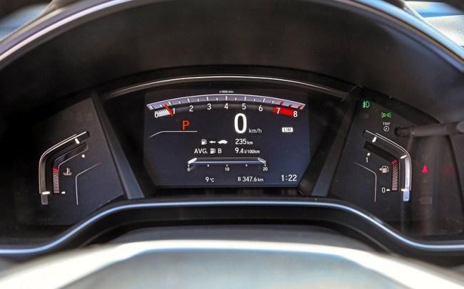 41995 Кроссовер Honda CR-V обновили, но главный вопрос остался. Honda CR-V