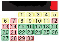 42421 Лунный календарь садовода и огородника на сентябрь 2021 года