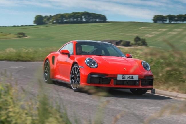 42294 Раньше «Турбы» были лучше. Тест Porsche 911 Turbo S. Porsche 911 Turbo (992)
