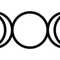 42080 Символы для ведьмы: 12 магических символов, включая трикветр, альгиз и многое другое