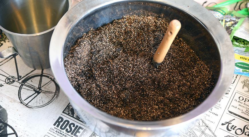 Грунт для рассады за 5 минут – самый простой рецепт для посева овощей и цветов