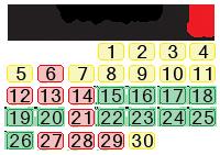 43126 Лунный календарь садовода и огородника на октябрь 2021 года